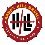 Randy Hill Drums logo