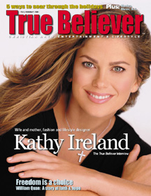 True Believer Magazine Cover